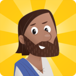 Bible App for Kids: Interactive Audio & Stories APK icon