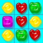 Gummy Drop! – Free Match 3 Puzzle Game APK icon