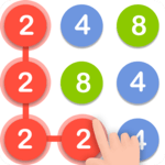 248: Connect Dots, Pops and Numbers APK