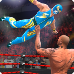 Wrestling Mania : Wrestling Games & Fighting APK icon