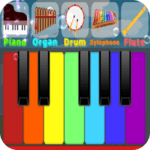 Kids Piano APK icon