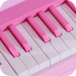 Pink Piano APK icon