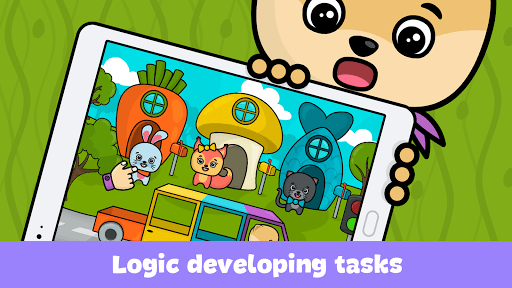 Baby games for 2 to 4 year olds APK screenshot 1