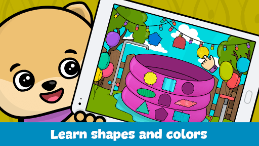 Baby games for 2 to 4 year olds APK screenshot 2