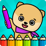 Coloring book for kids APK icon