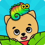 Kids puzzles 3 and 4 years old APK icon