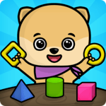 Toddler games for 2-5 year olds APK icon