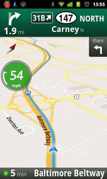 Ulysse Speedometer APK screenshot 2