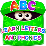 Baby ABC in box! Kids alphabet games for toddlers! APK icon