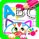 ABC DRAW! Alphabet games Preschool! Kids DRAWING 2 APK