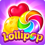 Lollipop: Sweet Taste Match 3 APK icon