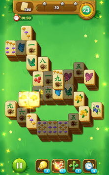 Mahjong Forest Journey APK screenshot 3