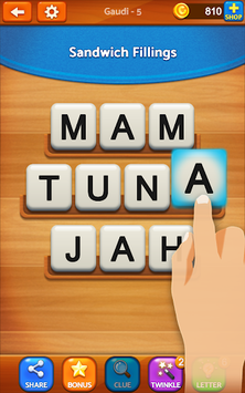 Word Jumble Champion APK screenshot 1