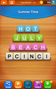 Word Jumble Champion APK screenshot 2