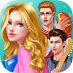 College Love Story: Teen Crush APK icon