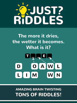 Just Riddles APK screenshot 3