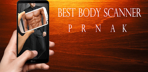 New Real Body Scanner – Body Scanner Camera Prank APK