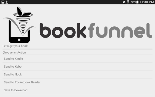 BookFunnel APK screenshot 3
