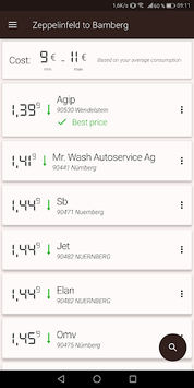 Gas Prices (Germany only) APK screenshot 3