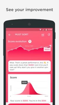 Peak – Brain Games & Training APK screenshot 3