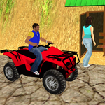 Quad Bike Driving Game 2018 : Moto GP Driving 3D APK