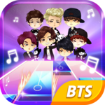 Magic Piano Tiles BTS - New Songs 2018 APK