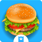 Burger Deluxe - Cooking Games APK icon