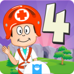 Doctor Kids 4 APK icon