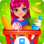 Supermarket Game APK icon