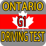 Ontario G1 Driving Test 2019 APK icon