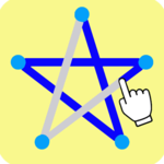 1Line - Single Touch Puzzle Game APK icon