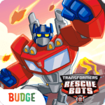 Transformers Rescue Bots: Disaster Dash APK icon