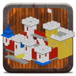 Brick building examples APK icon