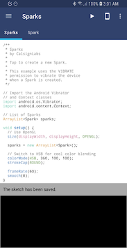 APDE - Android Processing IDE APK : Download v0 5 0 for