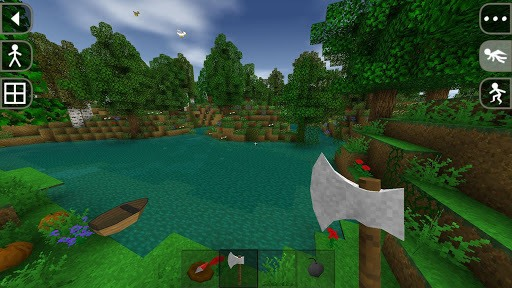 Survivalcraft Demo APK screenshot 1