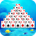 Pyramid Solitaire APK icon