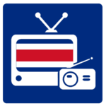 TV Television and Radio Costa Rica APK icon