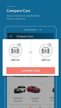 CarWale - New cars & used cars prices in India APK screenshot 3