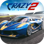 Crazy for Speed 2 APK icon