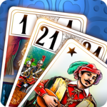VIP Tarot - Free French Tarot Online Card Game APK icon