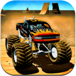 RC Monster Truck - Offroad Driving Simulator APK icon