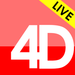Check4D - Live 4D Results APK icon