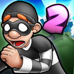 Robbery Bob 2: Double Trouble APK icon