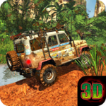 Off road 4X4 Jeep Racing Xtreme 3D APK icon