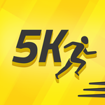 5K Runner: 0 to 5K in 8 Weeks. Couch potato to 5K APK icon