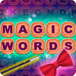 Magic Words: Free Word Spelling Puzzle APK icon