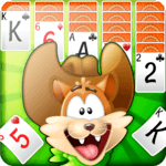 Solitaire Buddies - Tri-Peaks Card Game APK icon