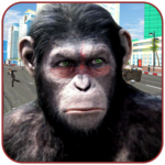 War Of The Apes APK icon