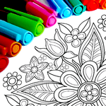 Mandala Coloring Pages APK icon