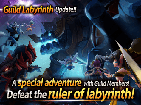 Summoners War APK screenshot 1